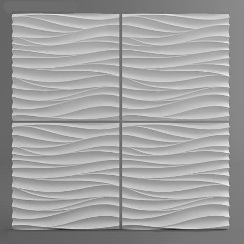 3D панель из гипса Тихорецк